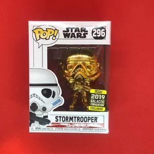Funko Pop Star Wars Stormtrooper 296 (2019 Galact